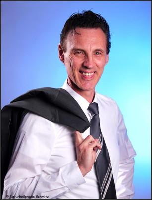 Portrait Bild mit Anzug und Krawatte Photo