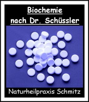 Biochemische Funktionsmittel nach Dr. Schüssler